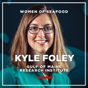 Kyle Foley, Gulf of Maine Research Institute