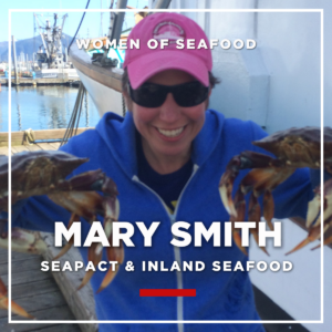 Mary Smith, Seapact & Inland Seafood