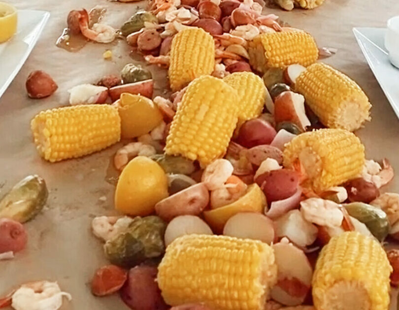 Summer Shrimp Boil