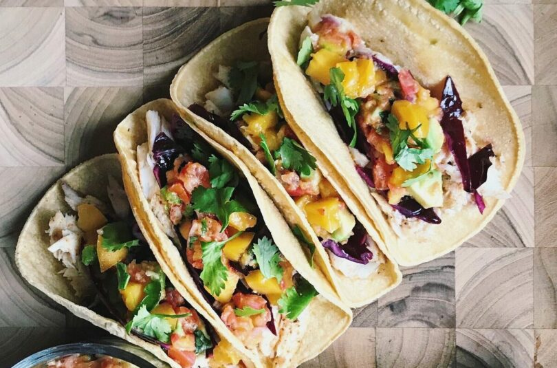 Seafood and Salsa Recipe Round-up