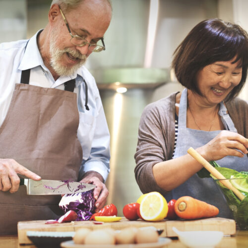 Seafood for Life: A Dive into Healthy Aging