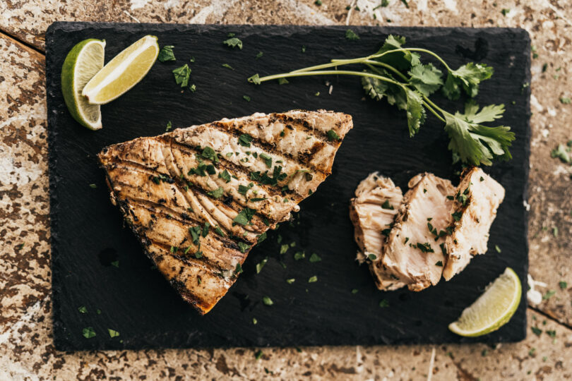 What is a Fish Steak?