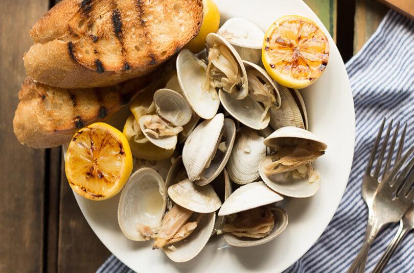 5 Campfire Seafood Recipes