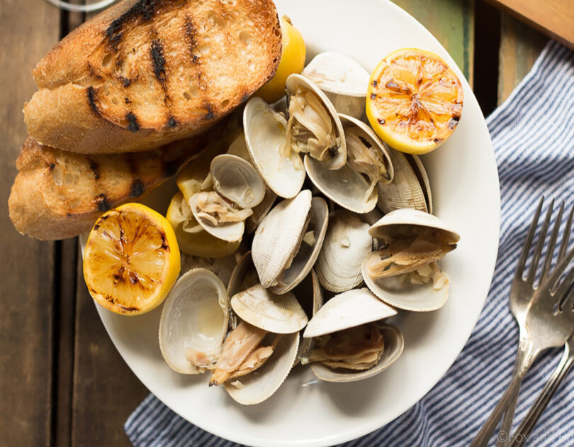 5 Seafood Recipes Over the Campfire
