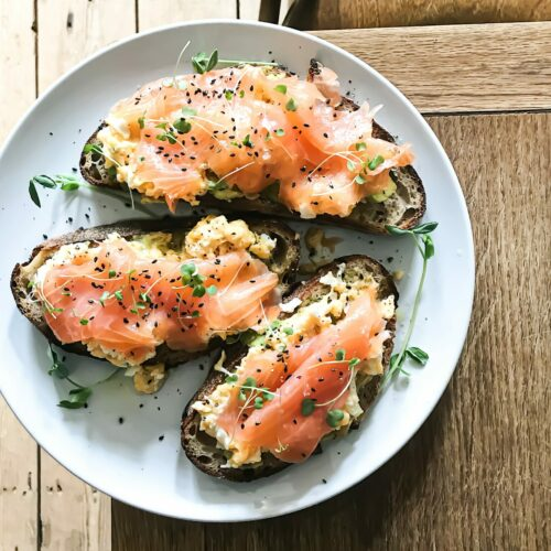 Reel in the Benefits of Seafood 2x a Week